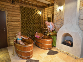 Hotel Bialowieza: Wellness SPA, conferences, restaurant - Bialowieza, Bialowieza Forest, holiday in Poland